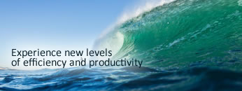 Experience New Levels of Efficiency and Productivity Image